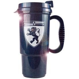 Advertising Insulated Auto Mug