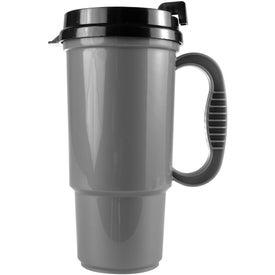 Monogrammed Insulated Auto Mug