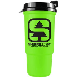 Printed Insulated Auto Cup