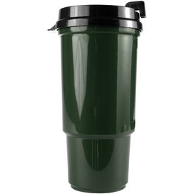 Insulated Auto Cup Imprinted with Your Logo