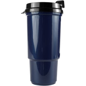 Monogrammed Insulated Auto Cup