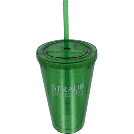 Monogrammed Insulated Eco Tumbler