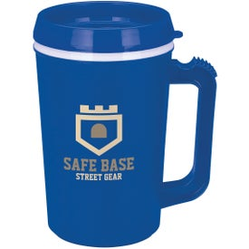 Logo Promotional Insulated Mug