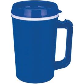 Promotional Dual-Wall Insulated Mug