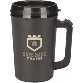 Dual-Wall Insulated Mug for your School