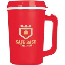 Dual-Wall Insulated Mug Imprinted with Your Logo