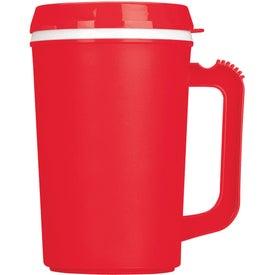 Custom Dual-Wall Insulated Mug