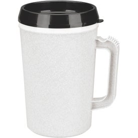 Logo Dual-Wall Insulated Mug