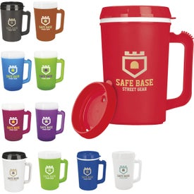 Promotional Insulated Mug (22 Oz.)