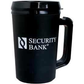 Customizable Insulated Mug with Your Logo