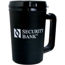 Customizable Insulated Mug with Your Logo