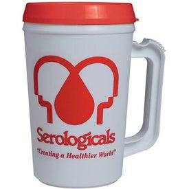 Customizable Insulated Mug for Your Company
