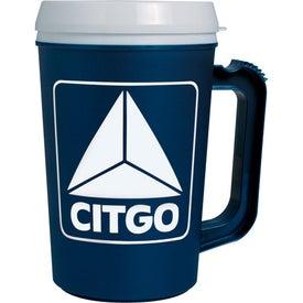 Printed Customizable Insulated Mug