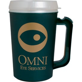 Custom Customizable Insulated Mug