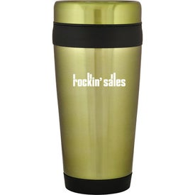 Iridescent Travel Mug for Your Company