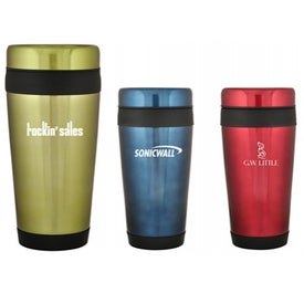 Personalized Iridescent Travel Mug