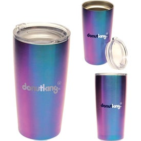 Iridescent Unicorn Tumbler (20 Oz.)