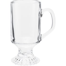 Irish Coffee Glass Mug (10 Oz.)