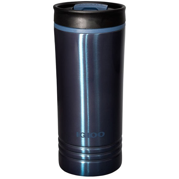 Blue Isabel Vacuum Travel Tumbler by Igloo