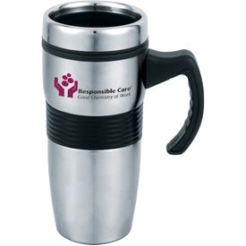 Logo The Jamaica Travel Mug