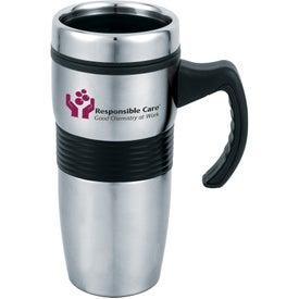 Logo The Jamaica Travel Mug