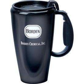 Monogrammed Promotional Journey Mug
