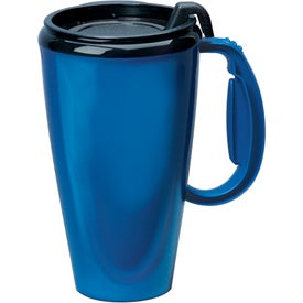 Advertising Double Wall Insulated Journey Mug