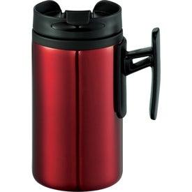 K Mini Travel Mug Branded with Your Logo