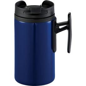 Printed K Mini Travel Mug