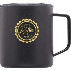 Kenai Powder Coated Travel Mug (14 Oz.)