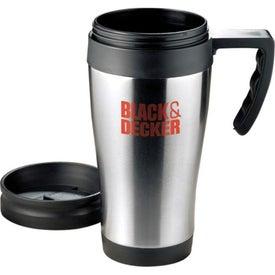 Knight Stainless Travel Mug