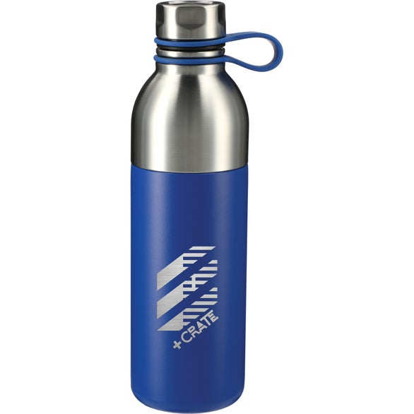 Blue Koln Copper Vacuum Insulated Bottle