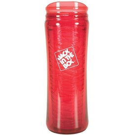 Laguna Chisel Tumbler with Your Slogan