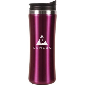 Laguna Stainless Steel Tumbler with Your Slogan