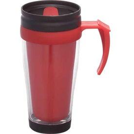 Largo Travel Mug Branded with Your Logo