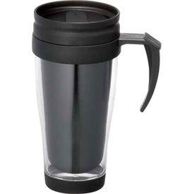 Branded Largo Travel Mug