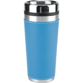 Customized Leatherette Tumbler