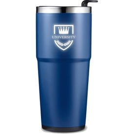 LED Light-Up-Your-Logo Double Wall Tumbler (16 Oz.)