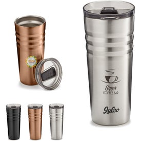 Legacy Stainless Steel Vacuum Tumbler by Igloo (20 Oz.)