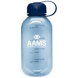 Lexan Water Bottle with Your Slogan