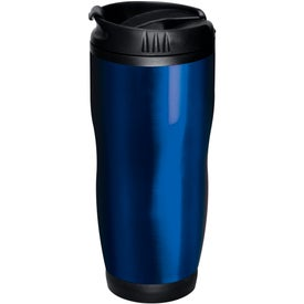 Logan Travel Tumbler with Your Slogan