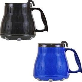 Customizable Low Rider Mug for Advertising