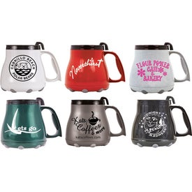 Customizable Low Rider Mug Printed with Your Logo