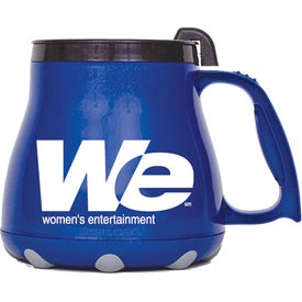 Branded Low Rider Mug with Glossy Finish