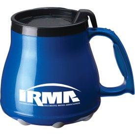 Personalized Plastic Low Rider Mug
