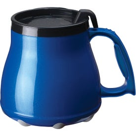 Promotional Plastic Low Rider Mug