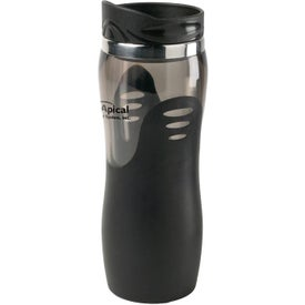 Lucent Co-Molded Tumbler for Advertising