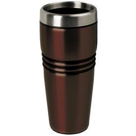 Promotional Lucidato Steel Mug with Steel Lid