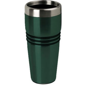 Lucidato Steel Mug with Steel Lid for Your Organization