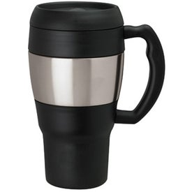 Lucius Acrylic Mug with Steel for Marketing
